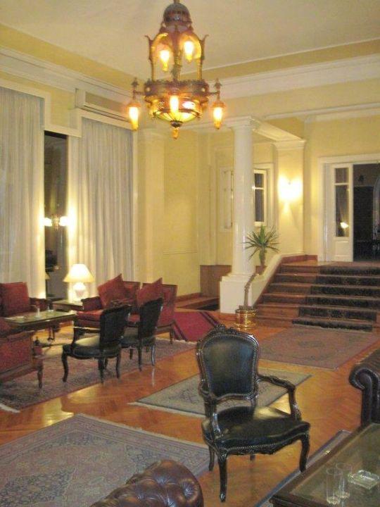Gemütliche Lobby Hotel Victoria