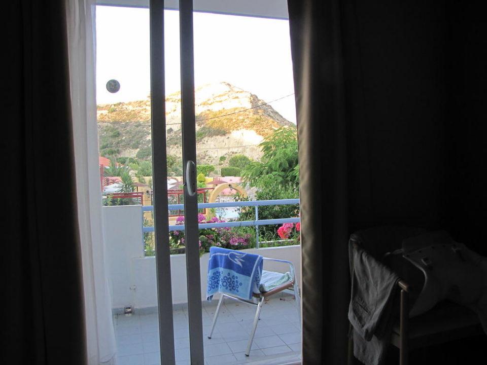 Dveře na balkón Apartments Irina
