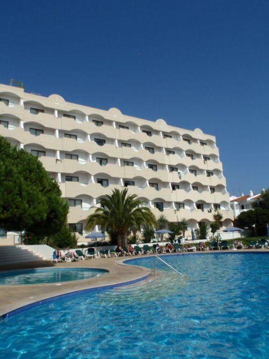Hotel i basen Hotel Vila Galé Atlântico