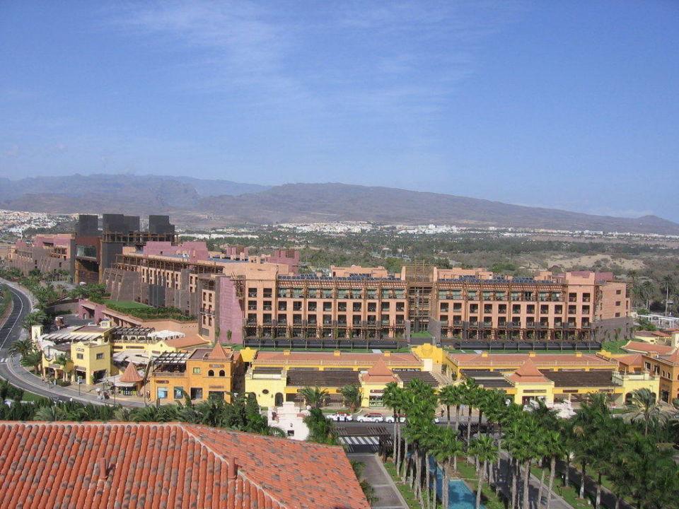 Ausblick zum Hotel Baobab Lopesan Costa Meloneras Resort, Spa & Casino