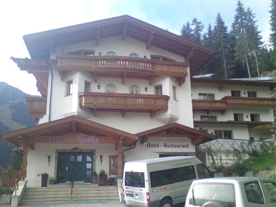 Almhof Hotel Almhof Roswitha