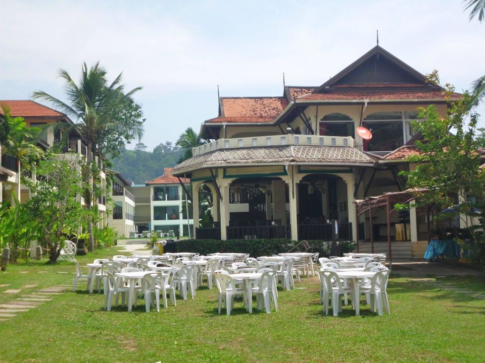 U0026quot Blick Auf Restaurantbereich  U0026quot  Hive Khaolak Beach Resort