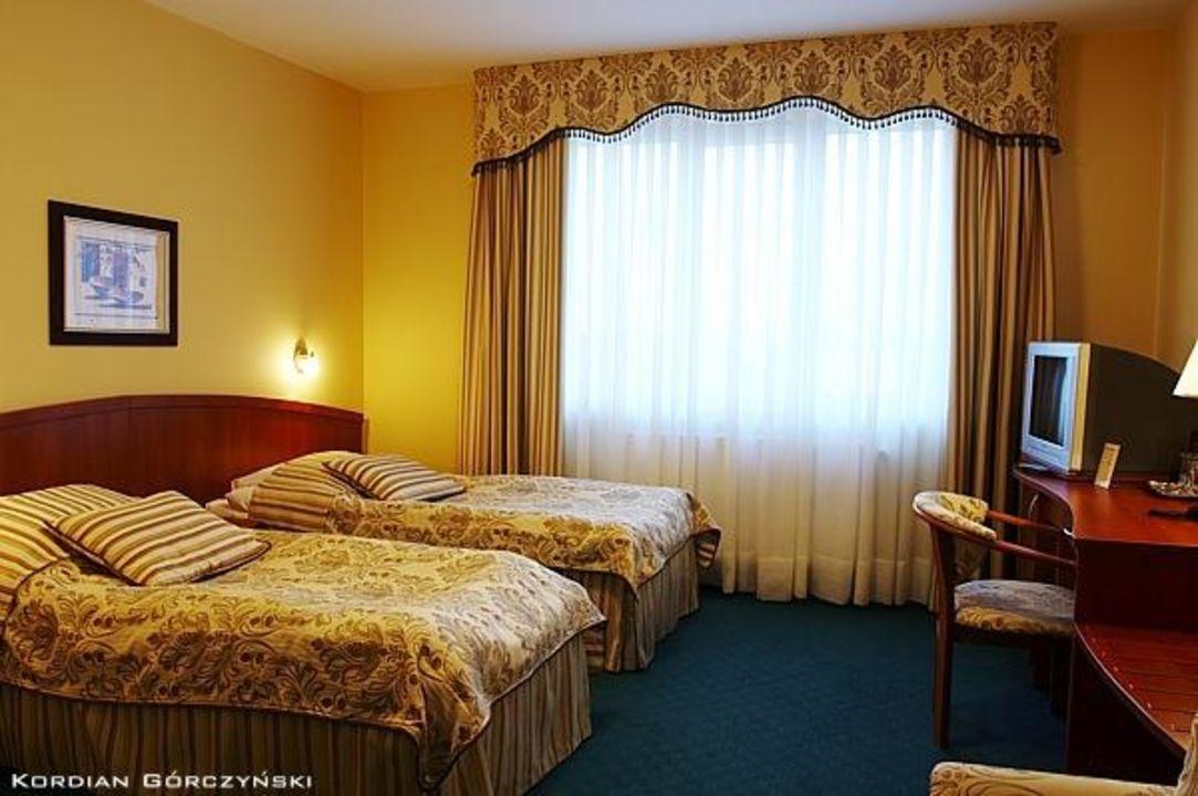 Pokój dwuosobowy Hotel SPA Faltom
