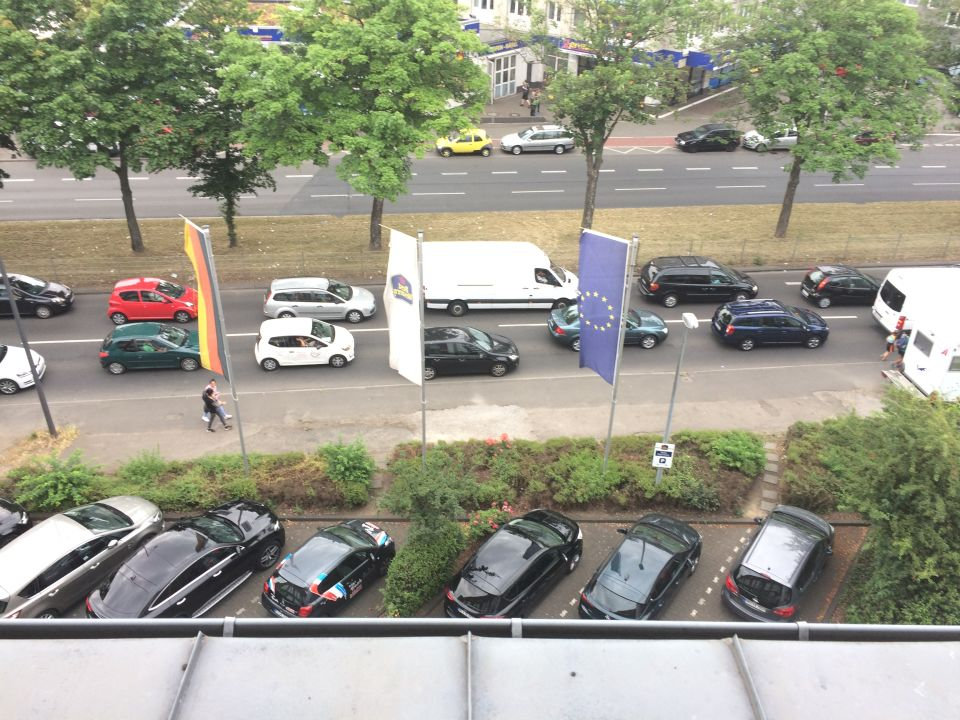 Ausblick Hotel Park Consul Köln