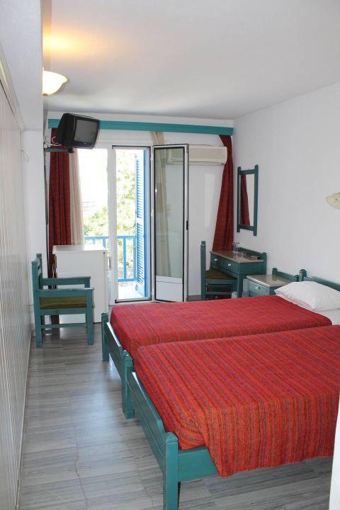 Zimmer Hotel Aegeon