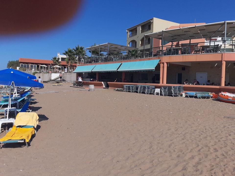 """Strand"" Hotel Dedalos Beach (Sfakaki) • HolidayCheck ..."