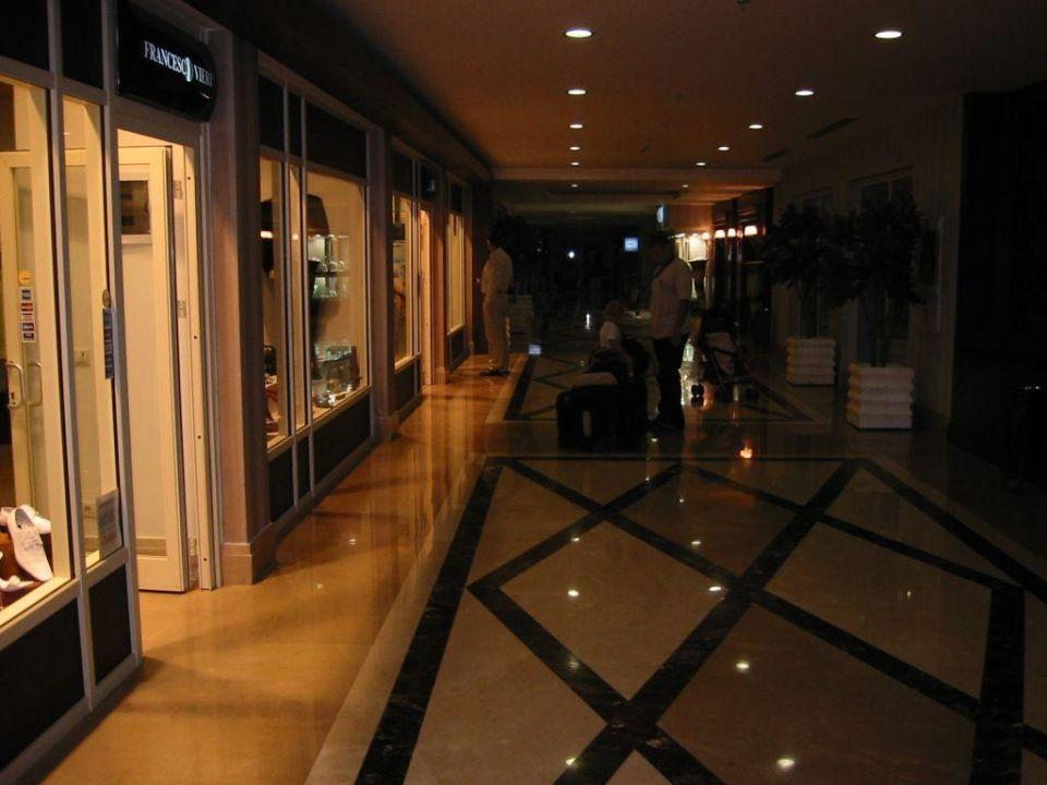 im Hotel Alva Donna Exclusive Hotel Belek