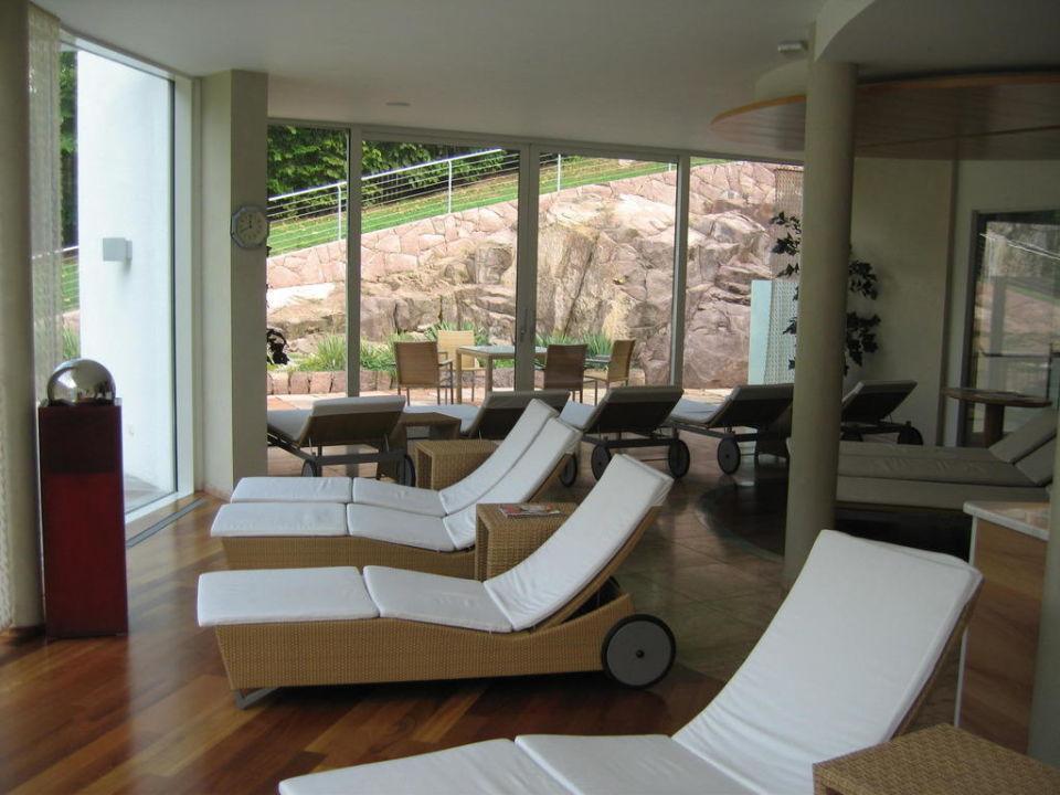 Zona relax  Alpiana Resort Südtirol