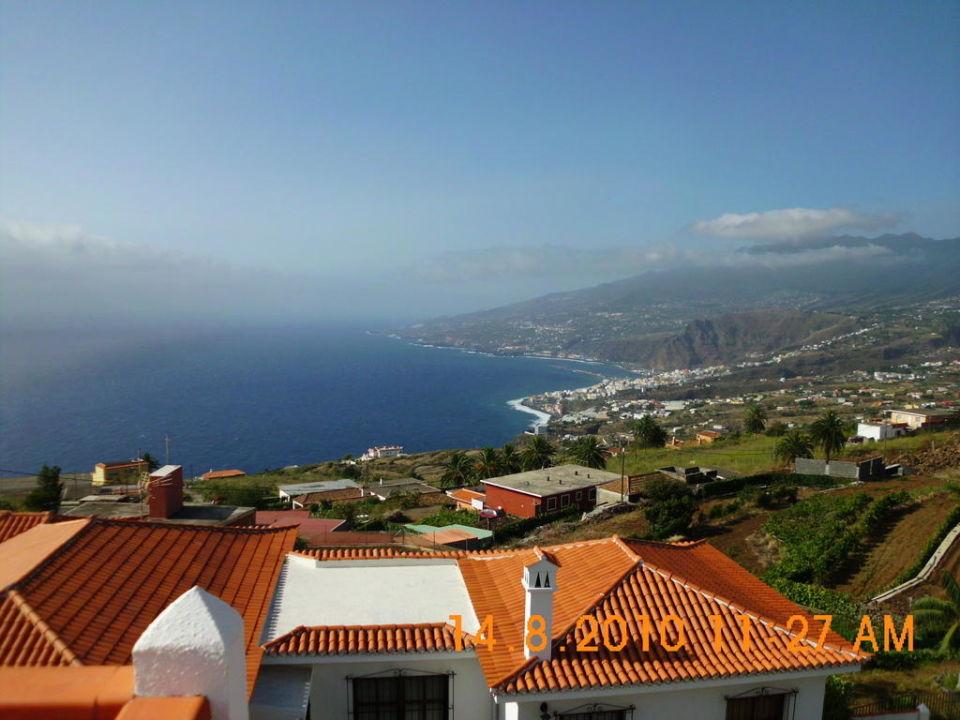 Ist das nicht ein schöner Ausblick Hotel Piedra Verde