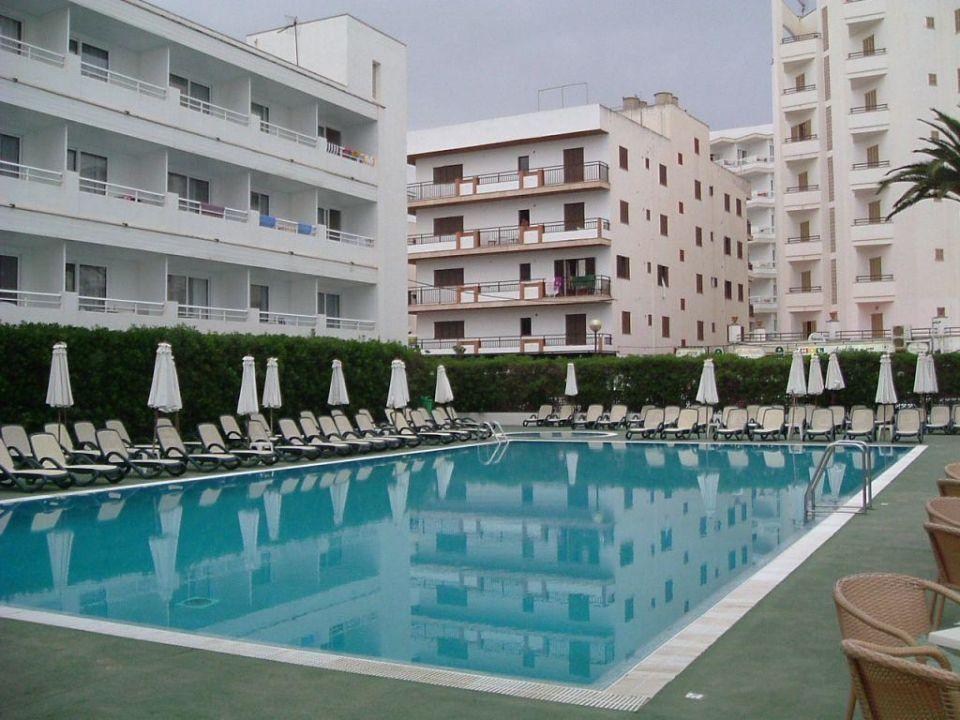 Pool Hipotels Don Juan