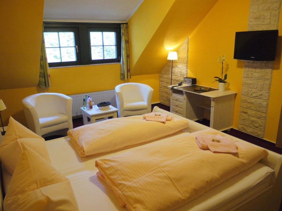 Doppelzimmer Parkhotel Schwarzenberg