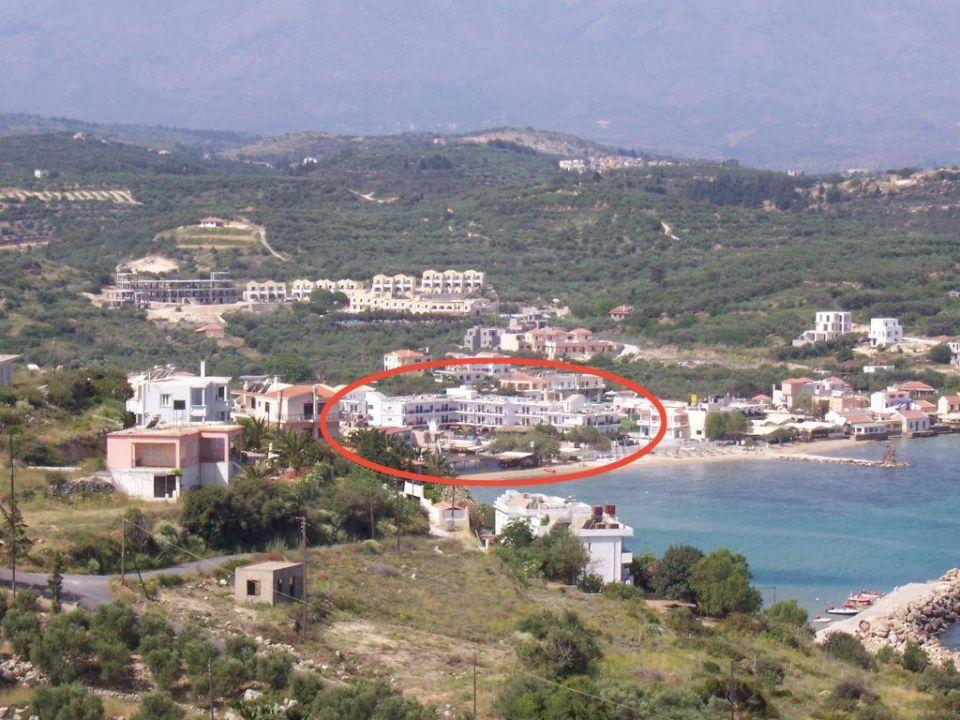 Hotel Almirida Beach / Strand Almyrida Residence Boutique
