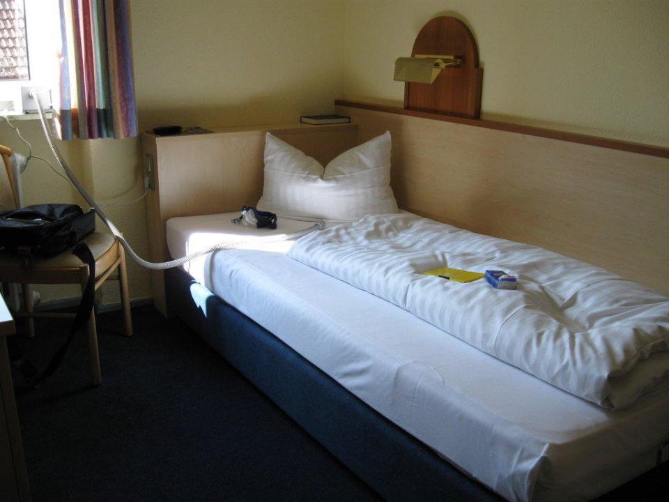Einzelzimmer City Partner Hotel Strauss