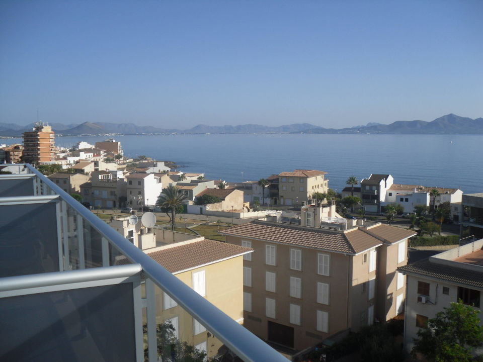 Bild Quot Blick Auf Das Mittelmeer Quot Zu Hotel Amp Apartments Vista Park In Can Picafort