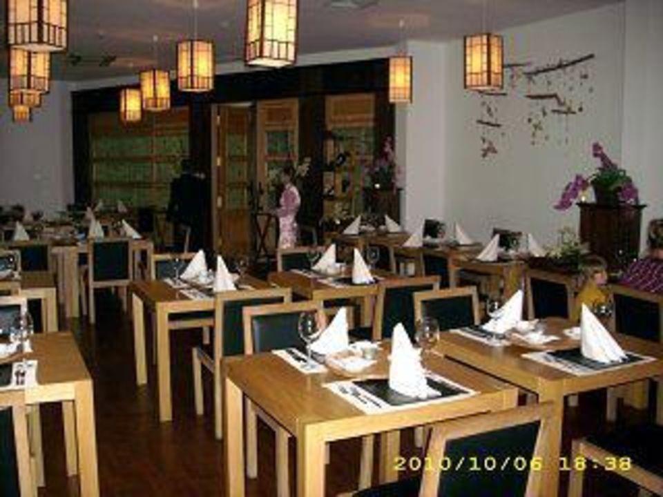 Das Chinarestaurant Hotel Grifid Bolero