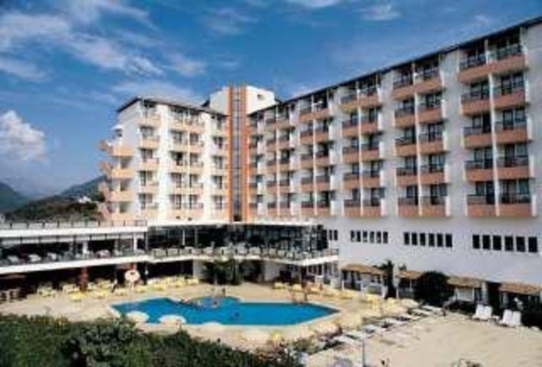Hotel Akropol - Alanya - Türkei Hotel Akropol