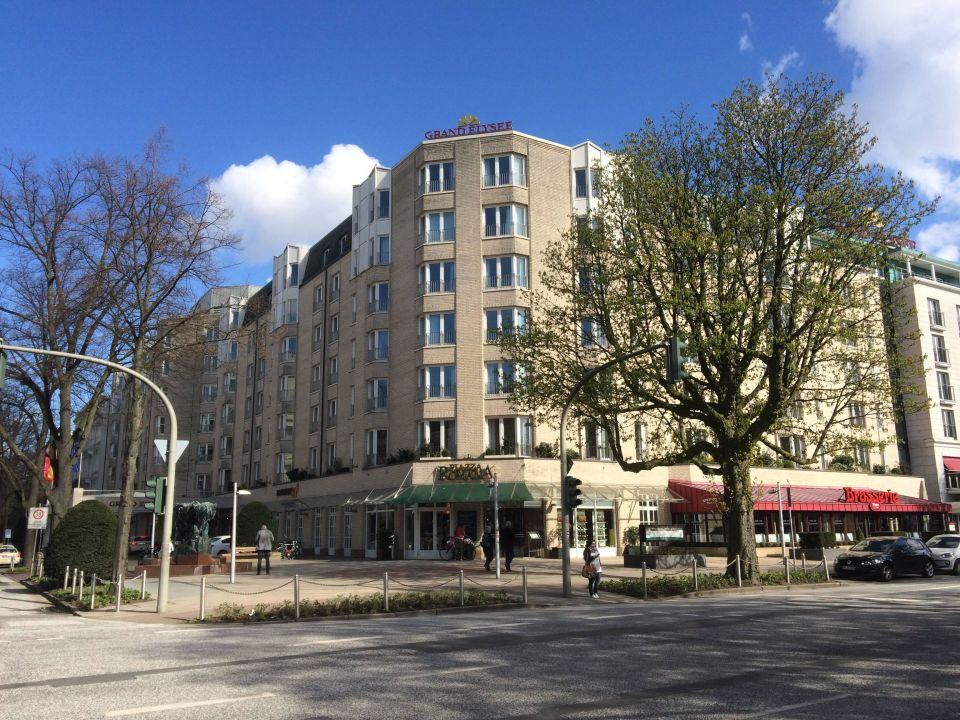 Hotel Grand Elysée Hamburg
