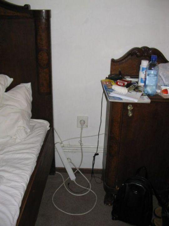 Abenteuerliche Elektroinstallation Teil 1 Hotel Reiterhof Kentaur