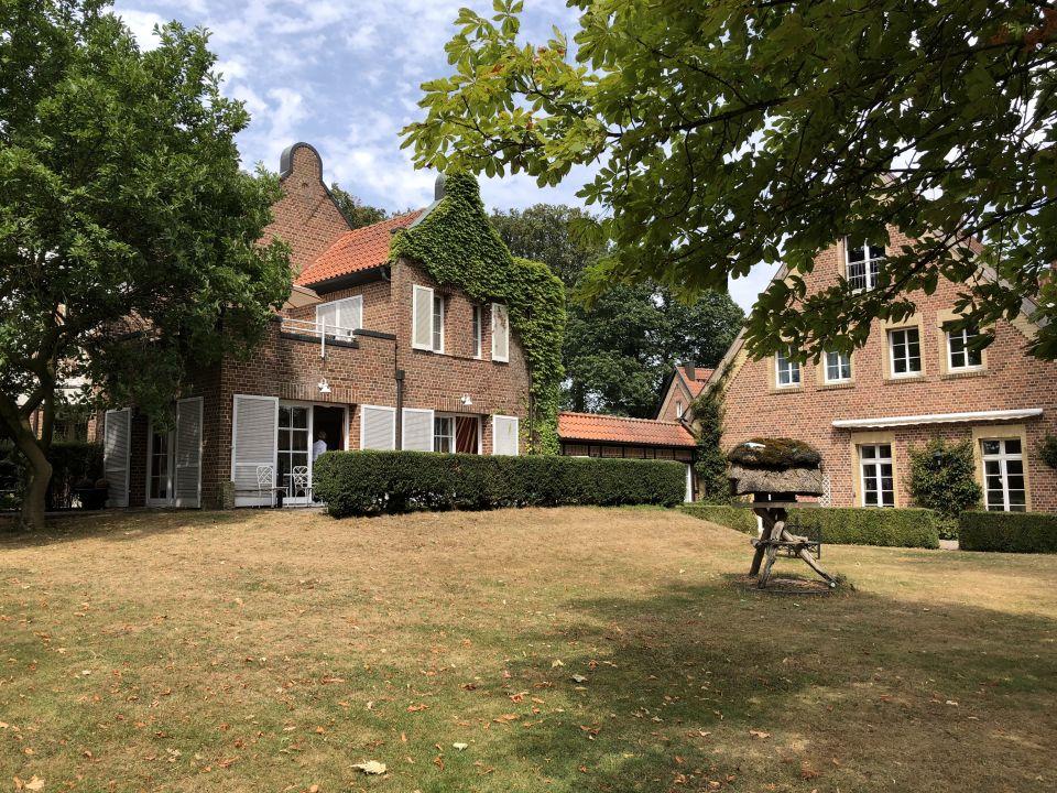 Außenansicht Ringhotel Landhaus Eggert
