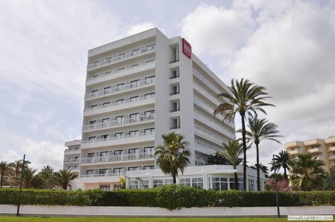 Hotel von außen Protur Playa Cala Millor Hotel