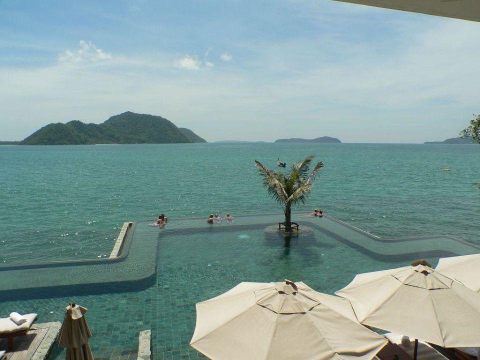 Infinity Pool Hotel Evason Phuket & Spa  (geschlossen)