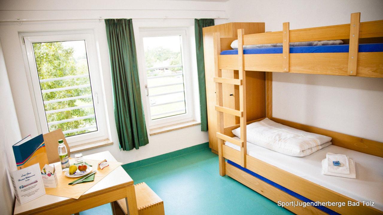zweibettzimmer djh sport jugendherberge bad t lz bad t lz holidaycheck bayern. Black Bedroom Furniture Sets. Home Design Ideas