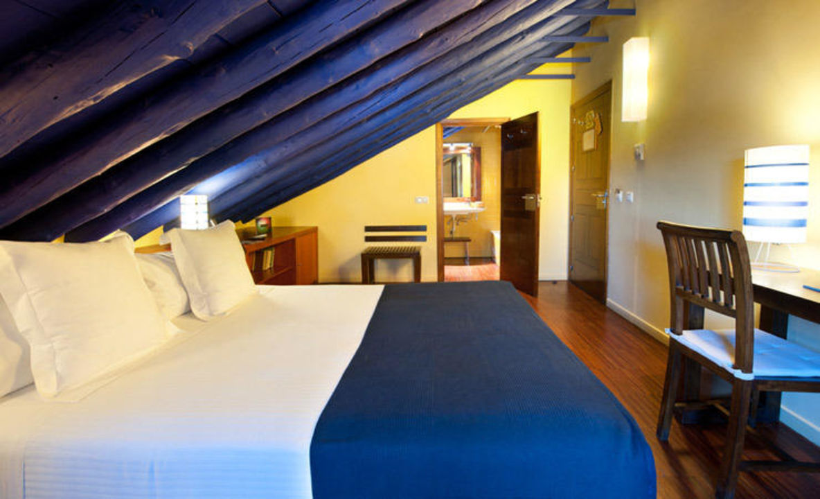 Room Rusticae Abad Toledo