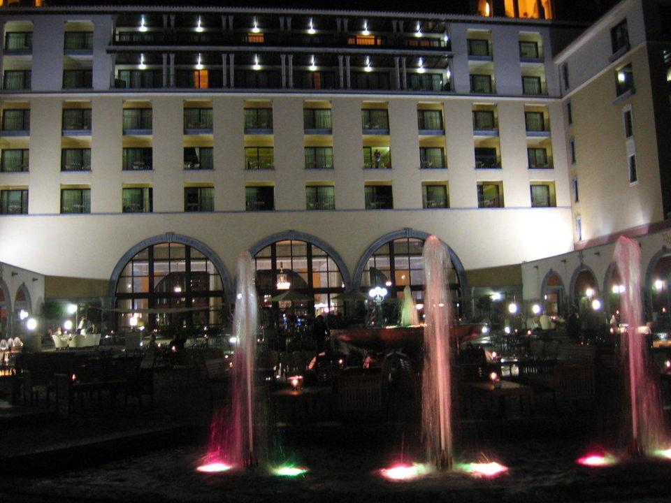Rückansicht mit schöner Gartenanlage Lopesan Costa Meloneras Resort, Spa & Casino