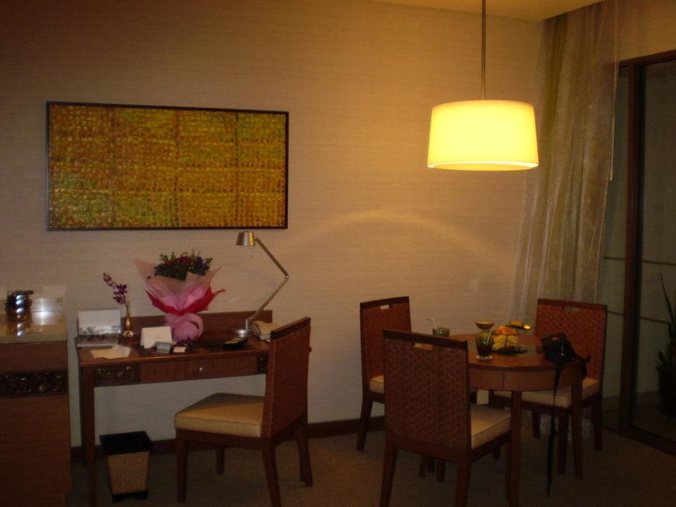 Zimmer im Ocean Wing Hotel Shangri-La Rasa Ria Resort