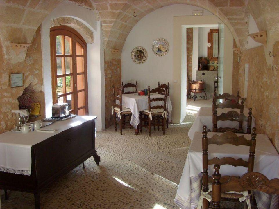 Frühstücksraum Hotel Son Llorenc