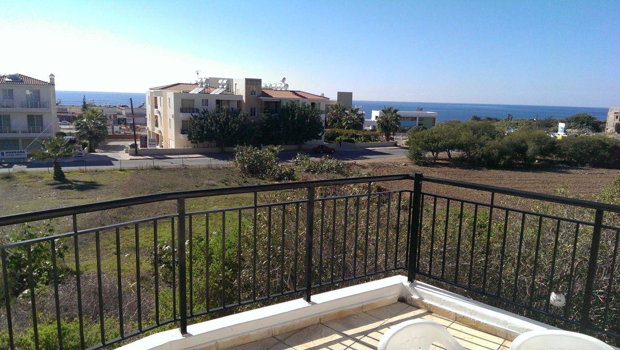 Ausblick auf das Meer Hotel Hilltop Gardens