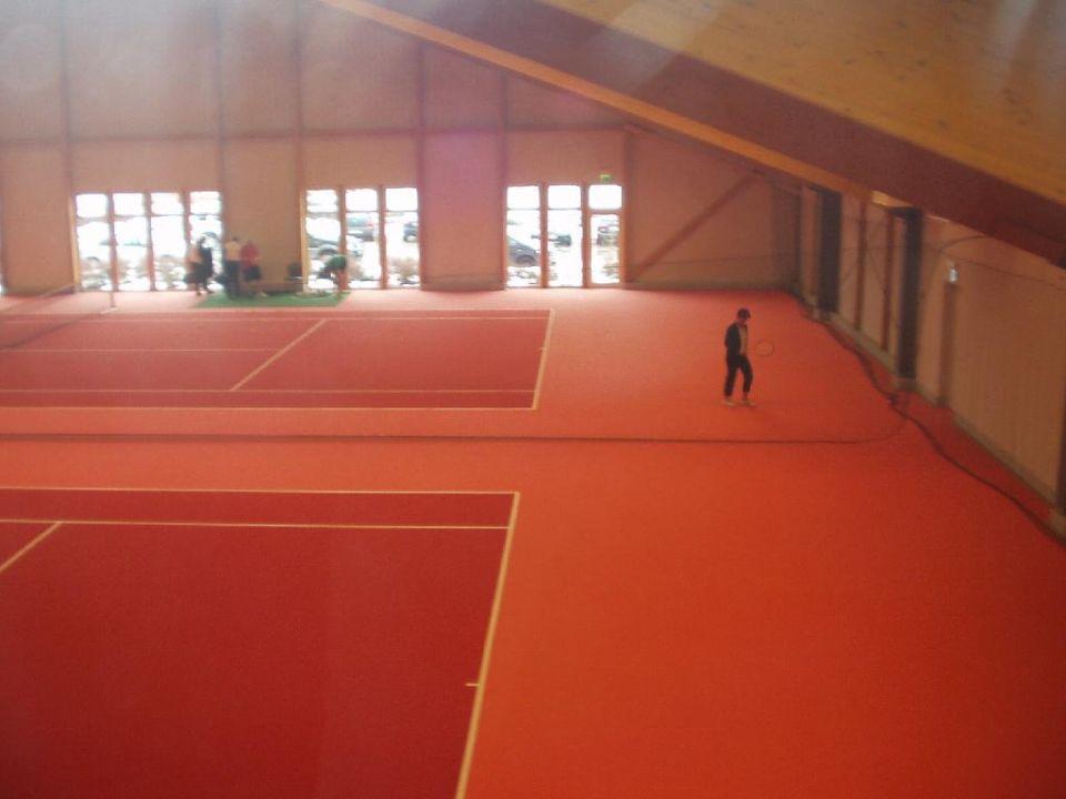 Tennisplätze Resort Gutshof Sparow