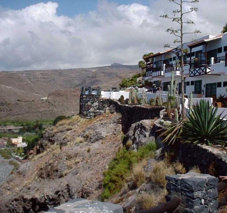 Appartements mit Meerblick Hotel Jardin Tecina