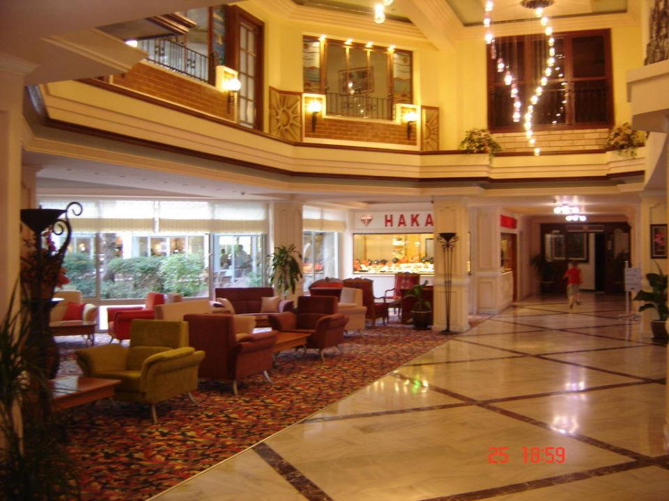 Checkin Lobby Hotel Venüs/Venus