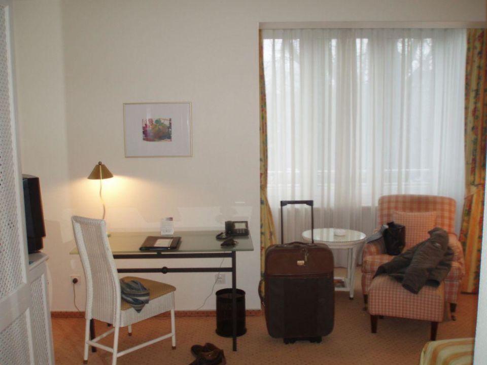 Kleiner Schreibtisch Entree Gross Borstel Garni Hotel Hamburg Nord