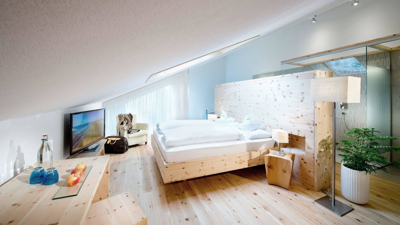 Suite Dachgarten Gourmet - Boutique Hotel Tanzer