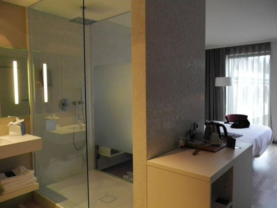 Raumteiler Hamburg dusche als raumteiler hotel barceló hamburg hamburg