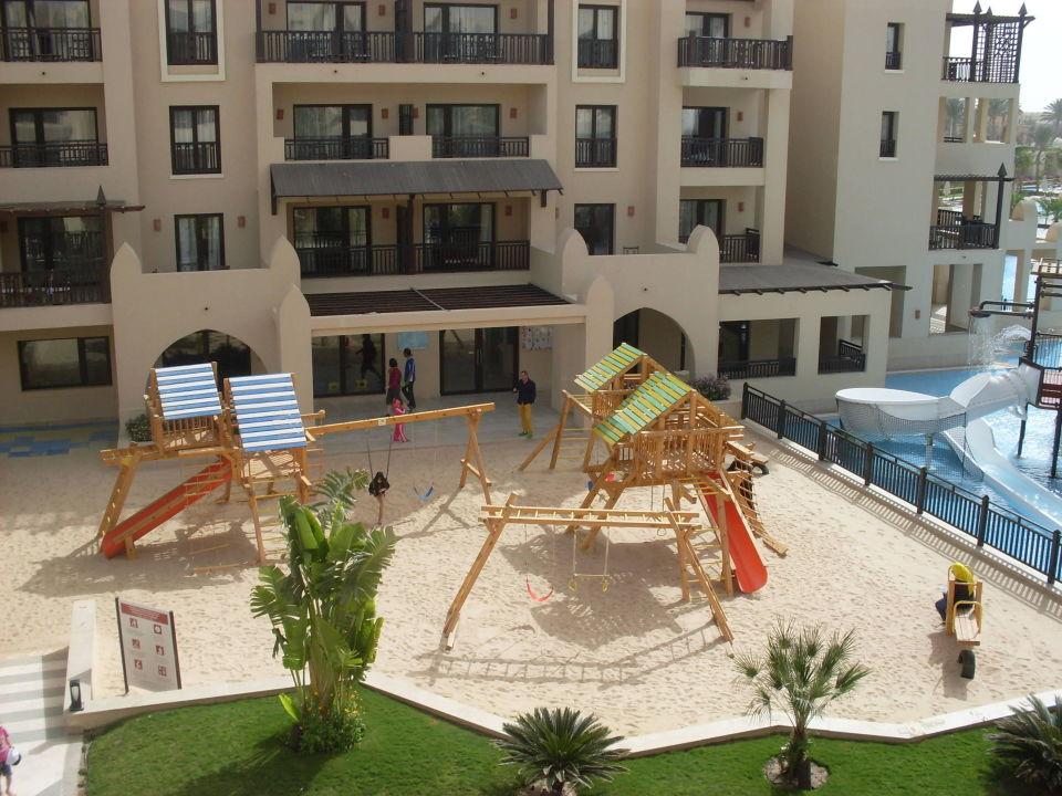 Spielplatz Steigenberger Aqua Magic Hurghada Holidaycheck