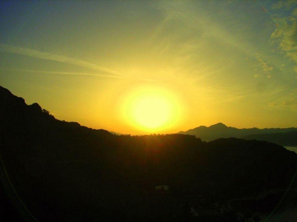 Sonnenaufgang... D Maris Bay