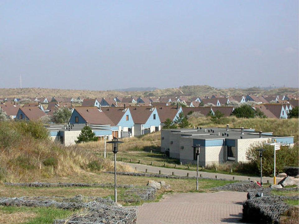 Centerparc Sea Spirit Zandvoort, Häuser Center Parcs Park Zandvoort