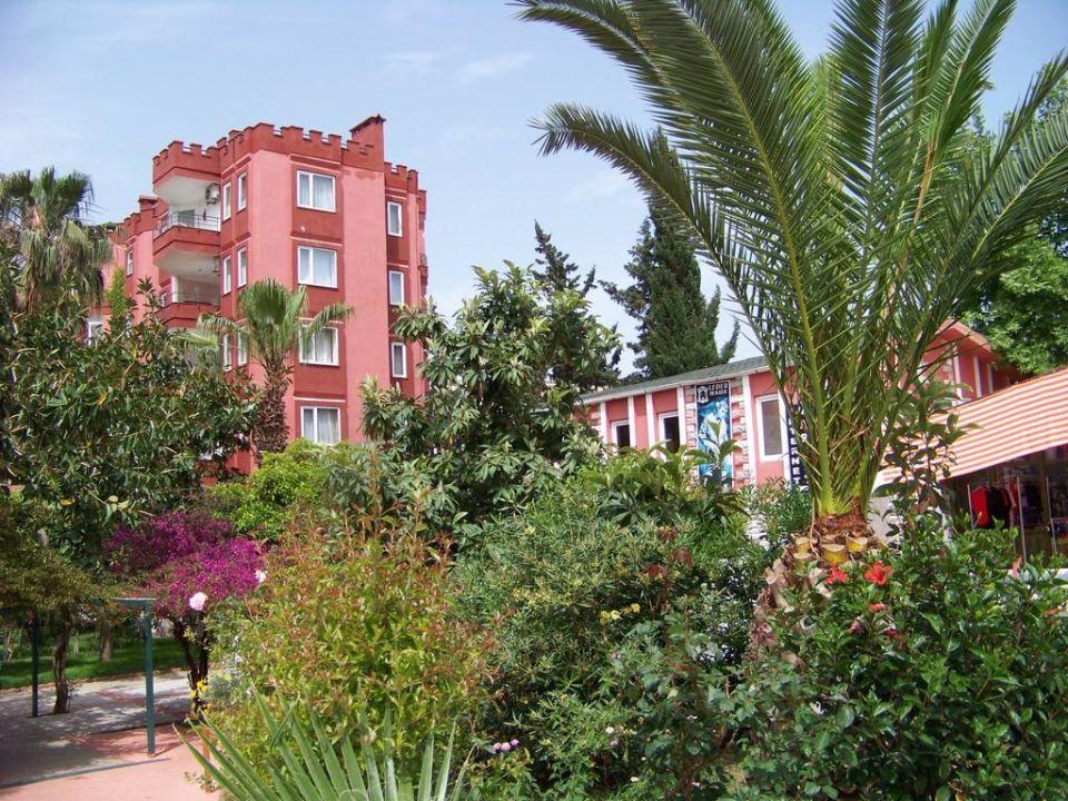 Hotel Ganita Garden Club The Garden Beach Hotel