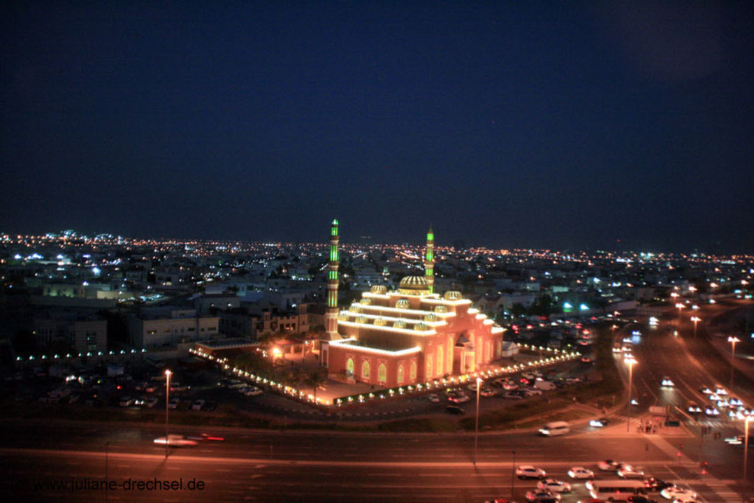 Ausblick Hotel Ramada Chelsea Al Barsha