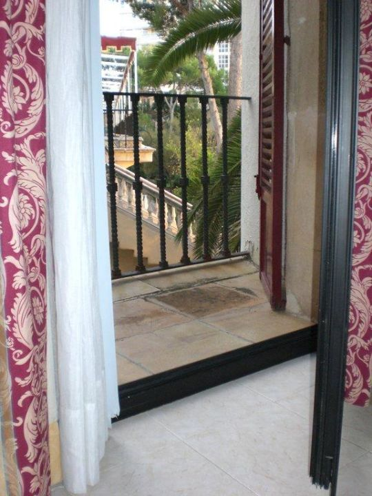 """Balkon"" Hesperia Mallorca Villamil"