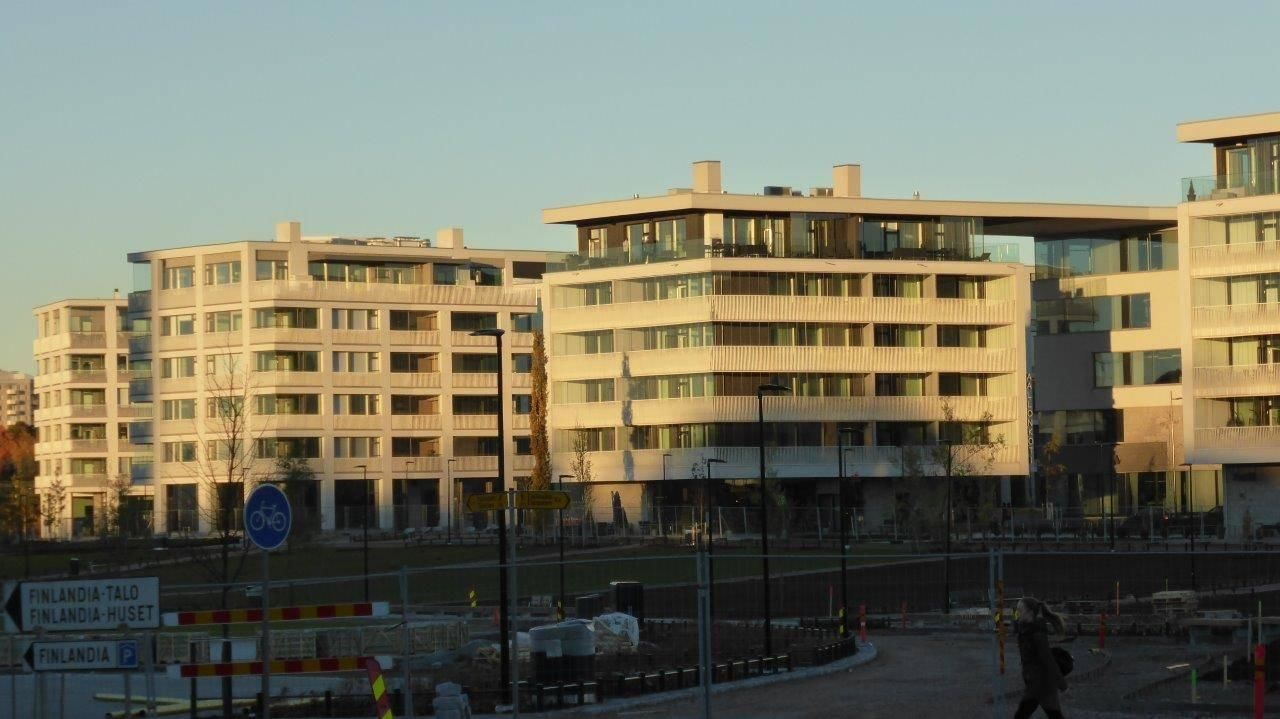 Außenansicht Apart Hotel Aallonkoti