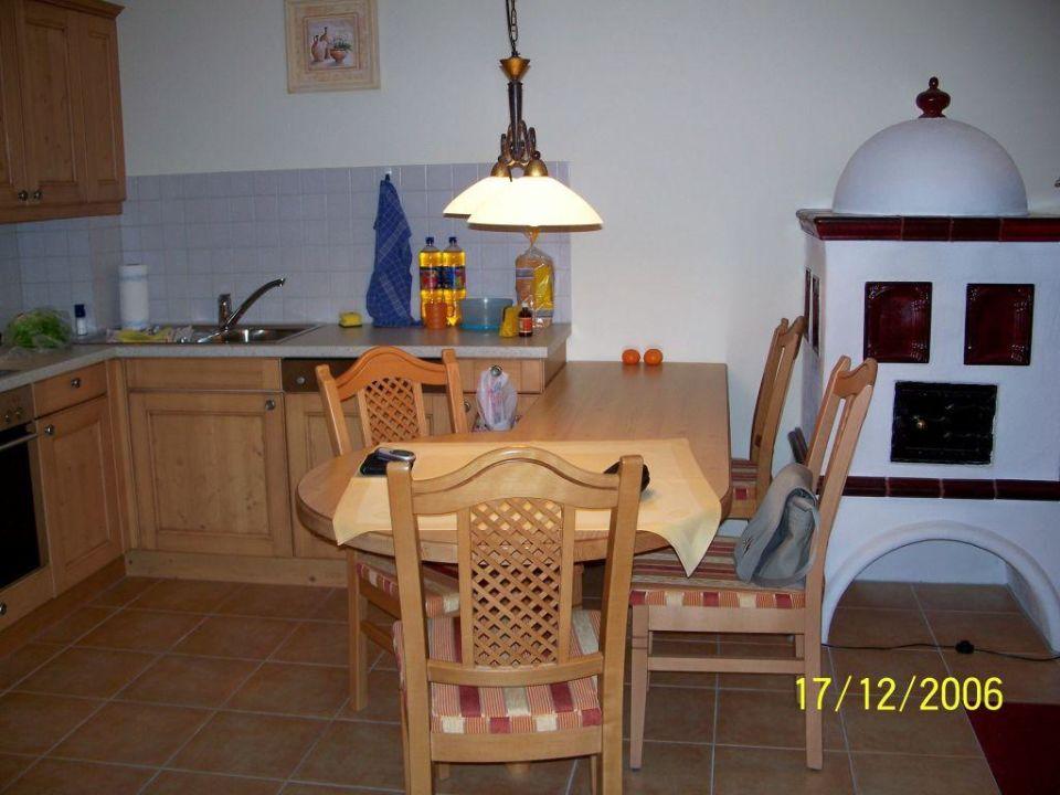 Küche Mit Essplatz Residenz Sonnenhang 1 U0026 2 Und Residenz Hopfensee