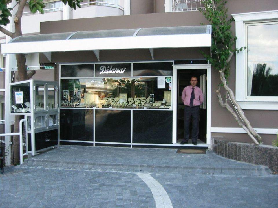 Der Juwelier Side Alegria Hotel & Spa - Adults only