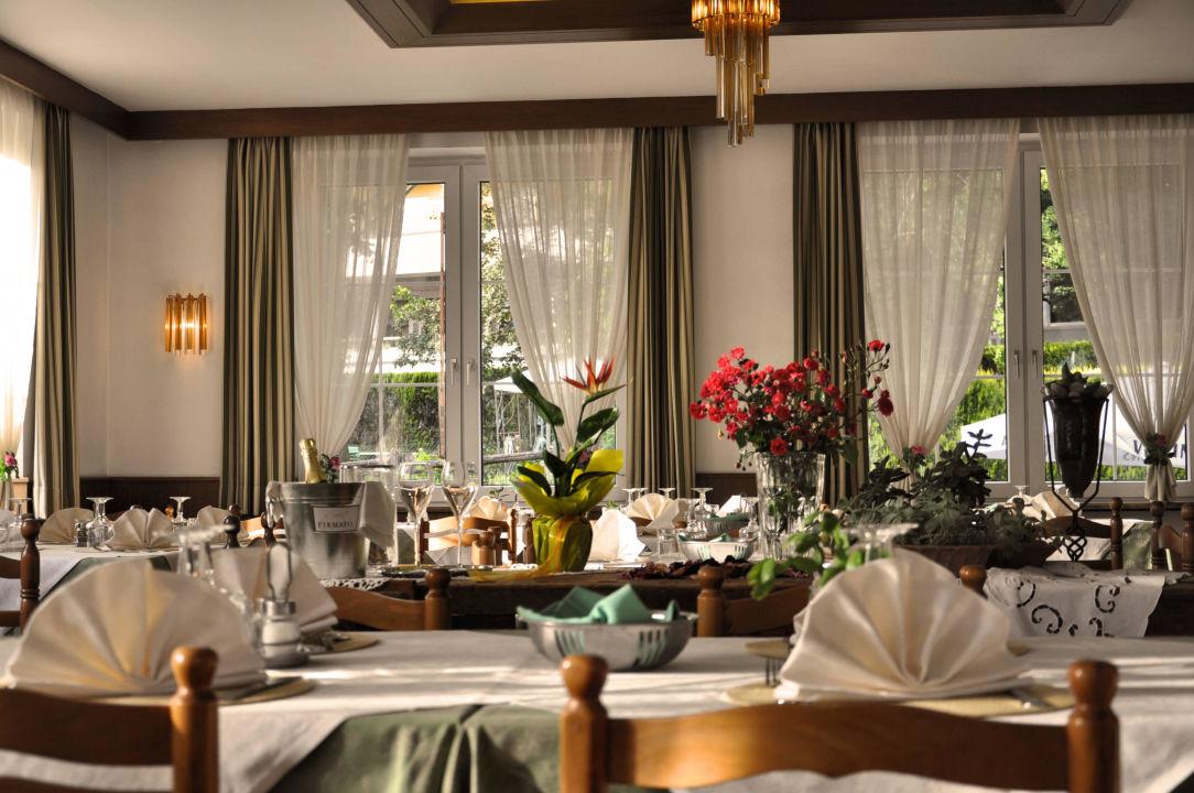 Sala ristorante Hotel Sandro