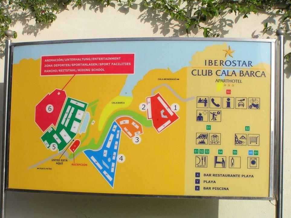 Quot 220 Bersicht 252 Ber Die Anlage Quot Iberostar Club Cala Barca In Cala Mondrago Holidaycheck Mallorca