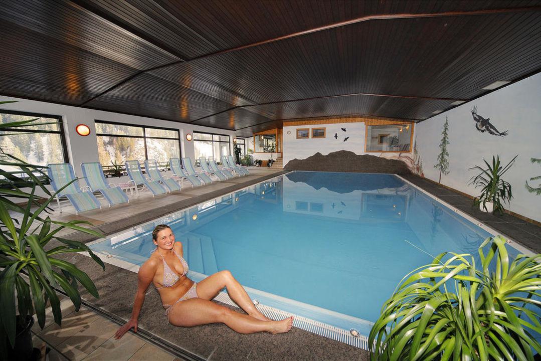 Hallenbad Hotel Madatsch