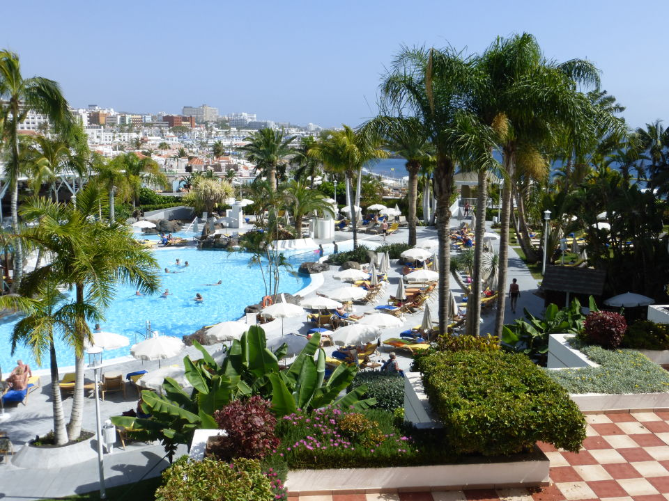 Pool adri n hoteles jardines de nivaria costa adeje for Adrian jardines de nivaria